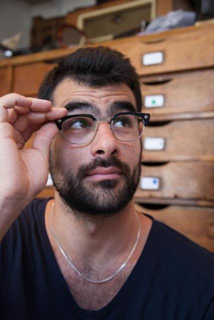 Dan, opticien lunettier