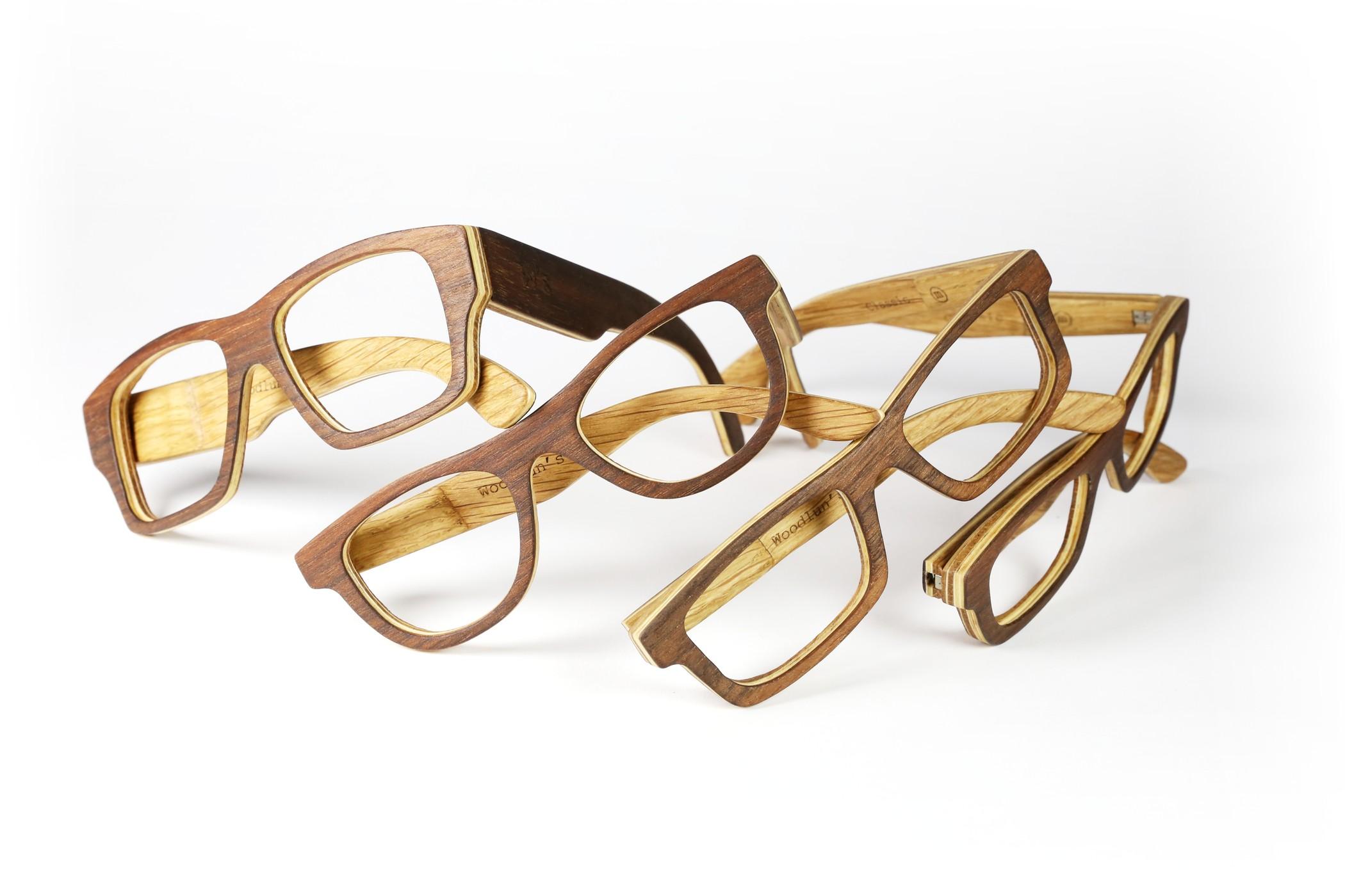 Dingue de Lunettes s'associeà Woodlun's ! Dingue de lunettes # Lunettes En Bois Vosges